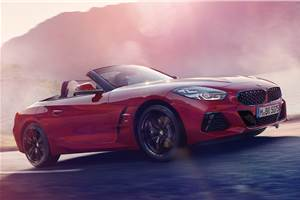 India-spec BMW Z4 details revealed