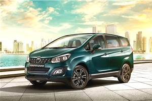 Mahindra rolls out 25,000th Marazzo MPV at Nashik
