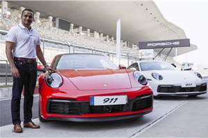 New Porsche 911 launched in India at Rs 1.82 crore