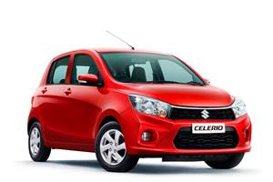 Maruti Suzuki Celerio records annual sales of over 1 lakh units