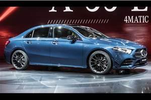 Mercedes-AMG A35 L revealed
