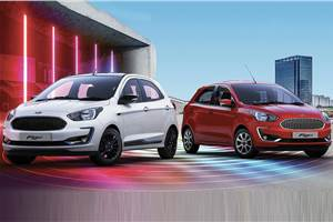 Ford Figo prices now start at Rs 5.23 lakh