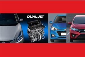 Maruti Suzuki Baleno DualJet Smart Hybrid vs rivals: Price, mileage per litre