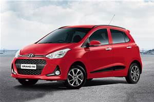 Hyundai Grand i10 CNG launched in Magna trim