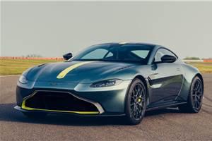 Aston Martin Vantage AMR gets 7-speed manual option