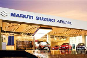 Maruti Suzuki Arena dealership network reaches 400 outlets