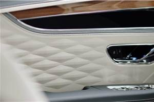 New Bentley Flying Spur interior teased