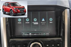 Mahindra XUV500 to get Apple CarPlay from May 31