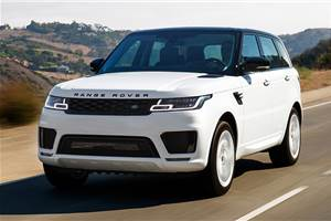 Range Rover Sport with 2-litre petrol engine launched in India