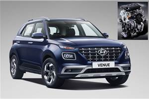 Hyundai Venue fuel economy compared with rivals