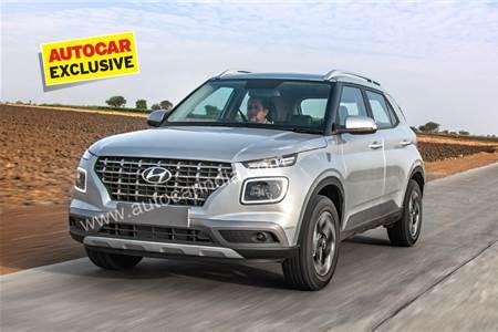 2019 Hyundai Venue review, test drive