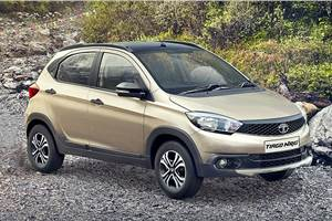 Tata Tiago NRG AMT launched at Rs 6.15 lakh