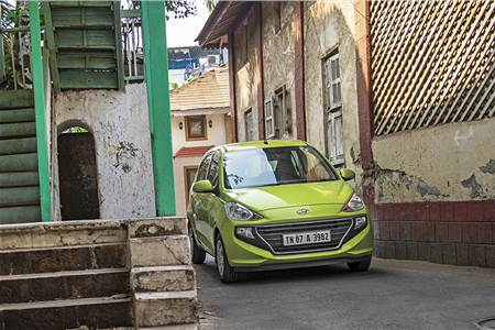 2019 Hyundai Santro long term review, second report