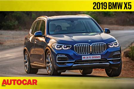 2019 BMW X5 India video review