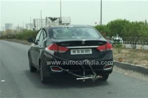 Maruti Suzuki Ciaz petrol BS6 takes shape