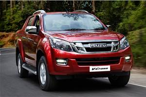 Isuzu D-Max V-Cross, MU-X now with big discounts