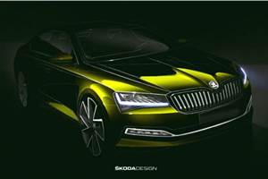 Next-gen Skoda Octavia to be unveiled at 2019 Frankfurt motor show
