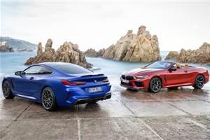 All-new BMW M8 revealed ahead of Frankfurt debut