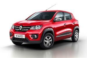Renault Kwid crosses 3 lakh sales milestone
