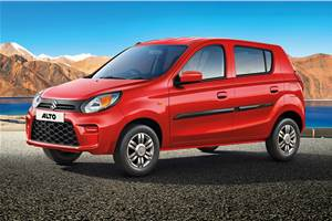 Maruti Suzuki cuts production by over 18 percent in May