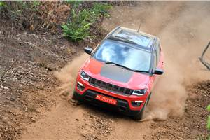 Jeep Compass Trailhawk bookings officially open