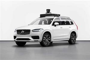 Volvo, Uber reveal self-driving XC90