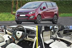 Mahindra Marazzo by DC Design: A close look