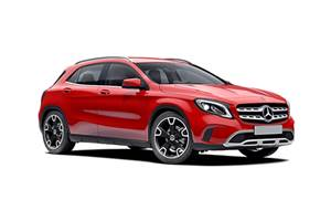 Next-gen Mercedes GLA to debut at Frankfurt motor show 2019