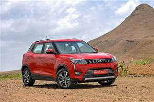 Mahindra XUV300 diesel-AMT launched at Rs 11.50 lakh