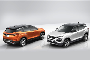 Tata Harrier Dual Tone launched at Rs 16.76 lakh