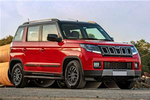 Discounts of up to Rs 83,000 on Mahindra TUV300, Marazzo, Scorpio, Thar