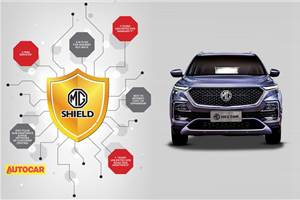 MG Hector service, warranty and buy back plans detailed
