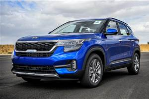 Kia receives over 6000 bookings for Seltos on day one