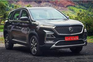 MG Hector sold out for 2019, bookings temporarily closed
