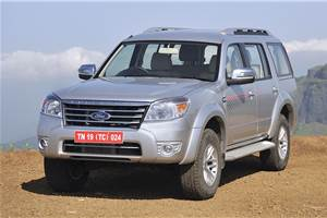 2004-14 Ford Endeavour SUV recalled in India
