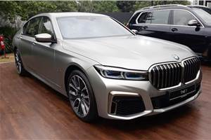 2019 BMW 7 Series facelift launched at Rs 1.22 crore
