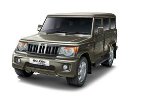 Mahindra Bolero Power Plus gets BS6 certification, more safety features