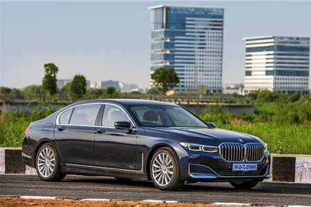 2019 BMW 7 Series facelift India review, test drive