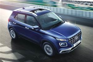 Hyundai Venue receives 50,000 bookings within two months of launch