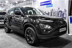 All-black Tata Harrier to be launched in August 2019