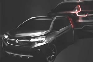 Maruti Suzuki XL6 teased ahead of August 21 launch