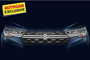 Maruti Suzuki XL6 dimensions revealed