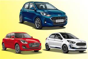 Hyundai Grand i10 Nios vs rivals: Specifications comparison