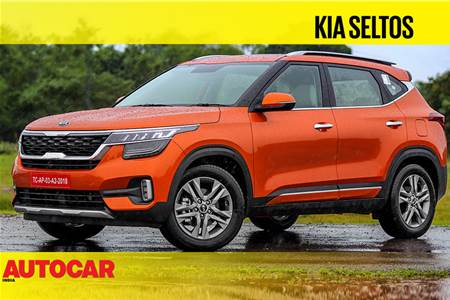 2019 Kia Seltos video review