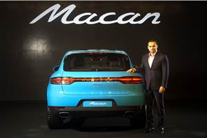 Porsche India eyes corporate buyers for updated Macan