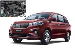 Maruti Suzuki Ertiga 1.3 diesel discontinued