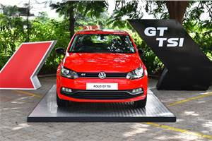 Volkswagen Polo completes 10 years of production in India