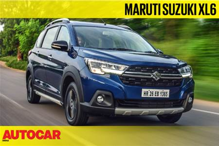 Maruti Suzuki XL6 video review