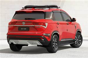 MG Hector accessory price list revealed