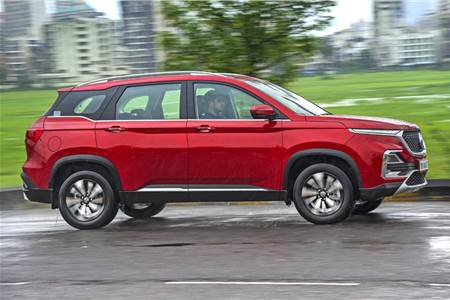 2019 MG Hector petrol-automatic review, test drive